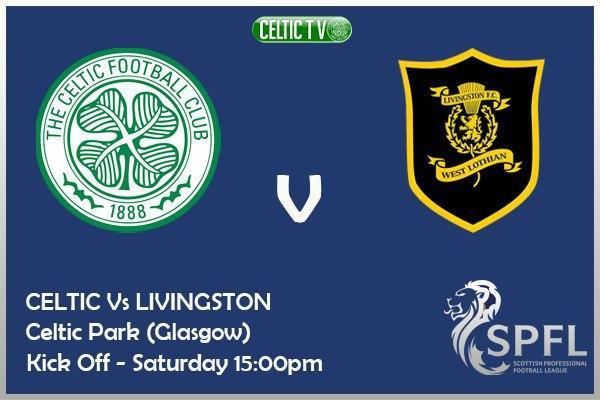 Celtic v Livingston (SPFL) - Celtic TV