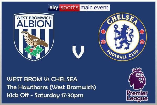 Premier League - 26/9/2020 - West Bromwich Albion v Chelsea