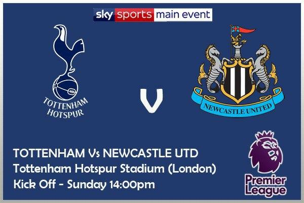 Premier League 27/9/2020 - Tottenham v Newcastle United