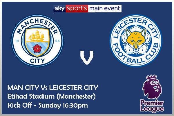 Premier League 27/9/2020 - Manchester City v Leicester City