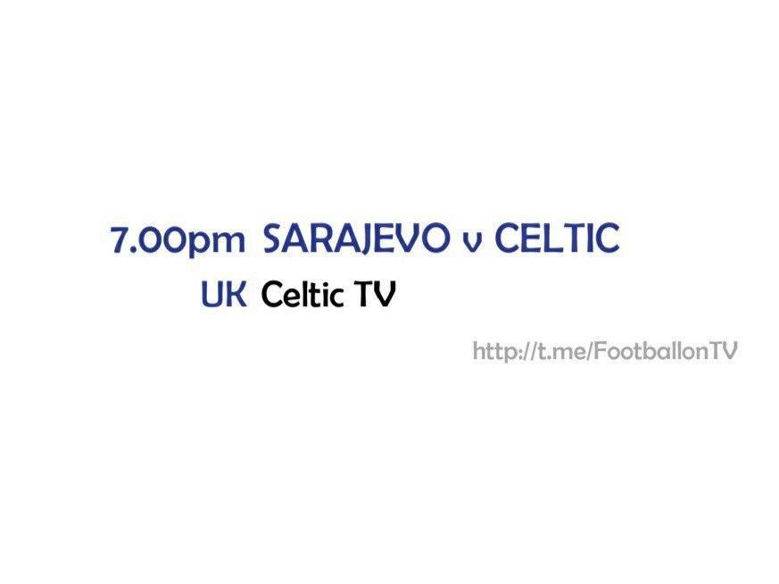 Europa League - Scottish Fixtures - Celtic