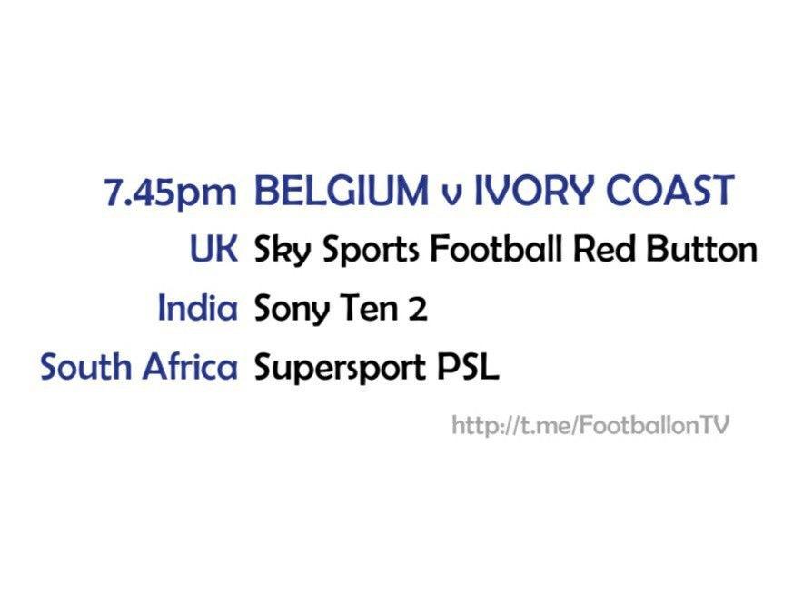International Friendlies - Belgium v Ivory Coast