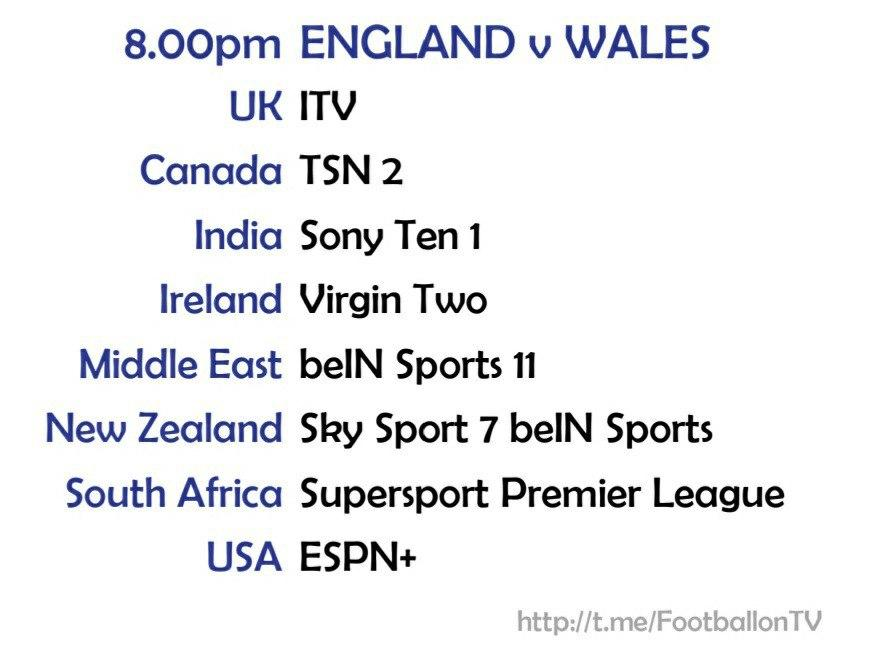 International Friendlies - England v Wales