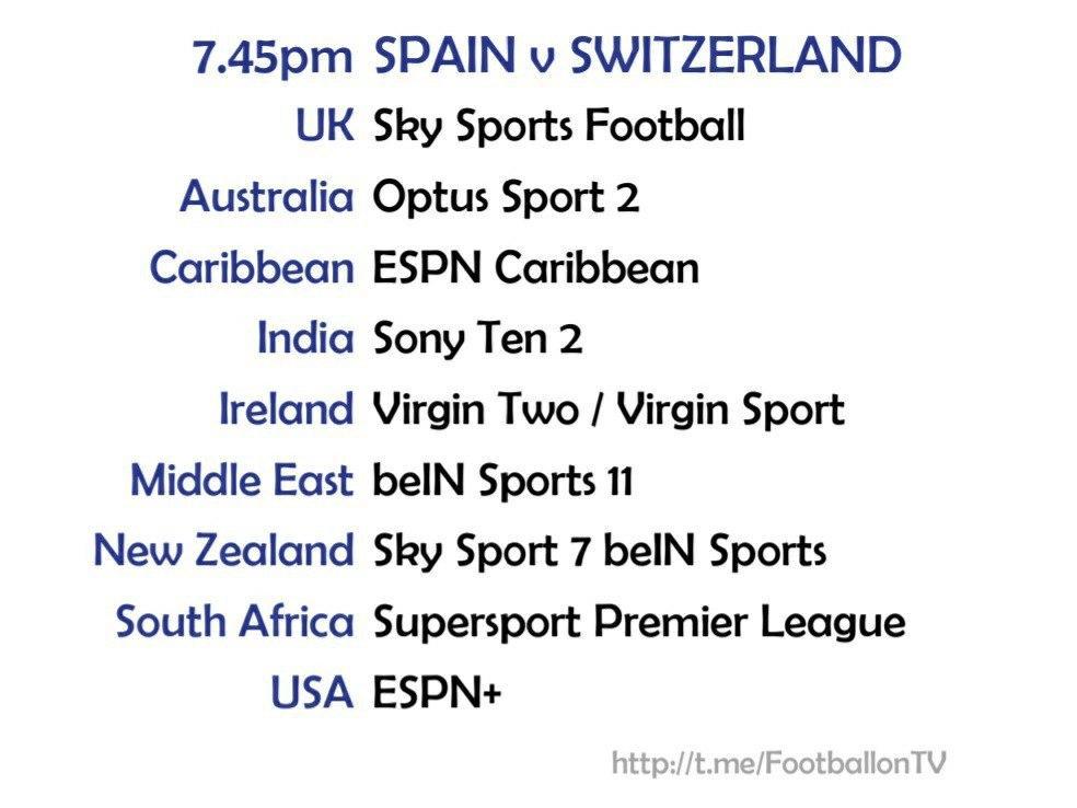 UEFA Nations League 10/10/20 - Spain v Switzerland