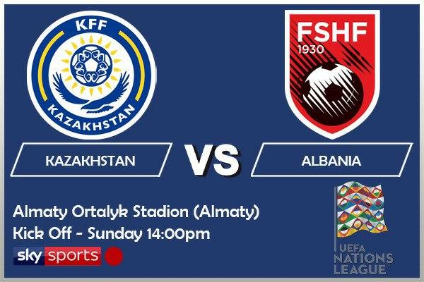 UEFA Nations League 11-10-20 - Kazakhstan v Albania
