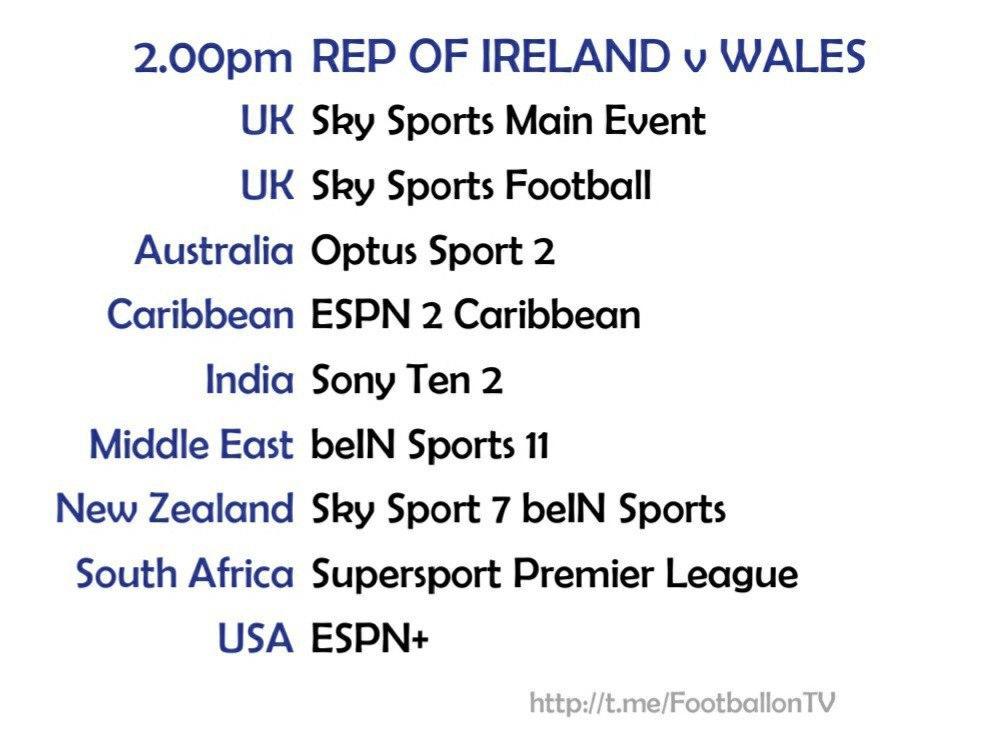 UEFA Nations League 11-10-20 - Republic of Ireland v Wales
