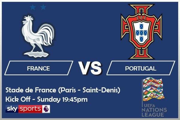 UEFA Nations League 11-10-20 - France v Portugal