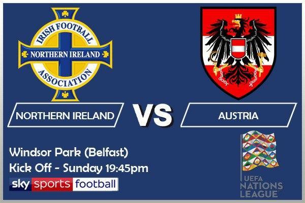 UEFA Nations League 11-10-20 - Northern Ireland v Austria