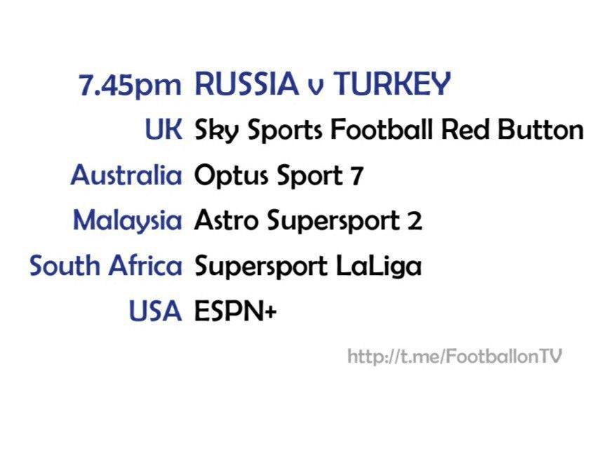 UEFA Nations League 11-10-20 - Russia v Turkey
