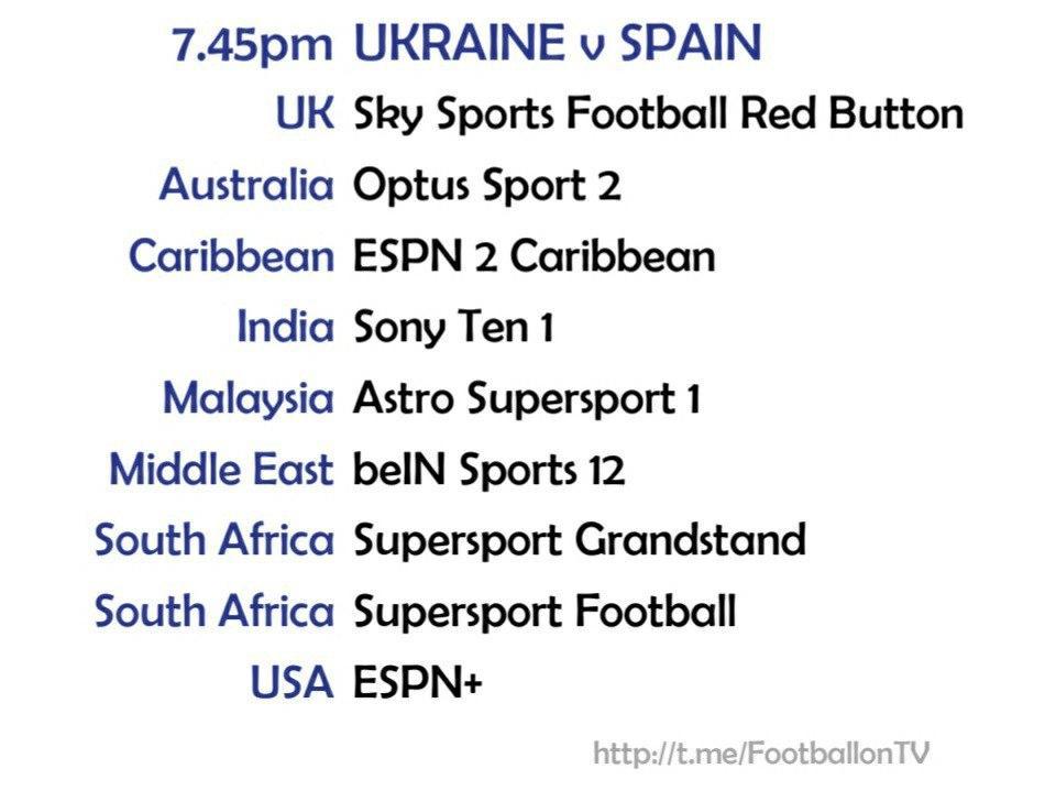 UEFA Nations League 13-10-20 Ukraine v Spain