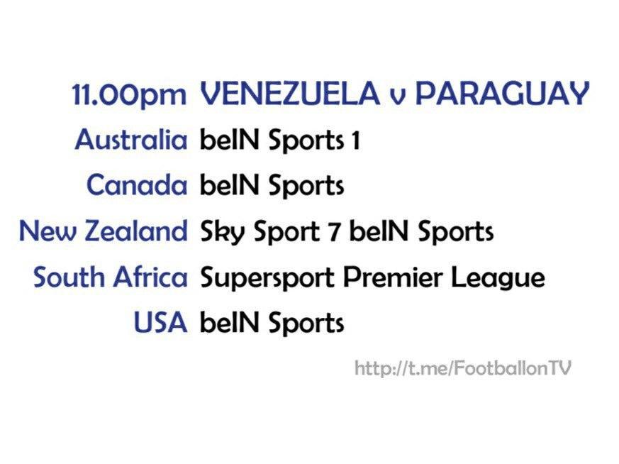 FIFA World Cup 2022 Qualifiers - Venezuela v Paraguay