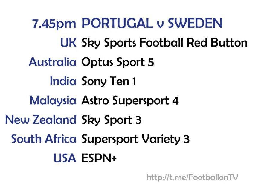 UEFA Nations League 14-10-20 - Portugal v Sweden