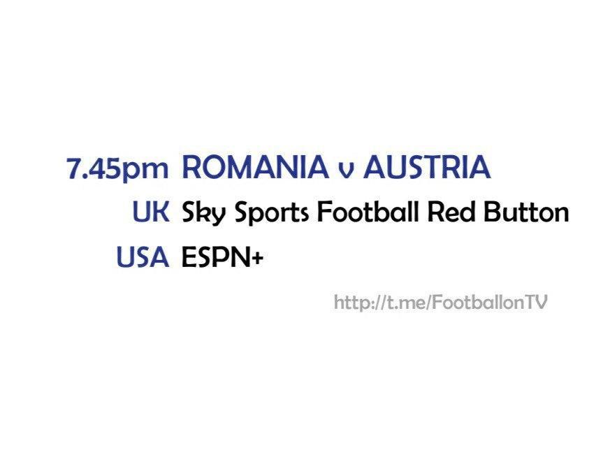 UEFA Nations League 14-10-20 - Romania v Austria