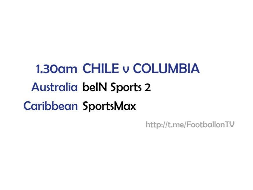 FIFA World Cup 2022 - Chile v Columbia