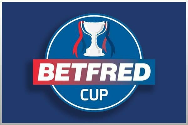 BETFRED CUP 10-11-2020