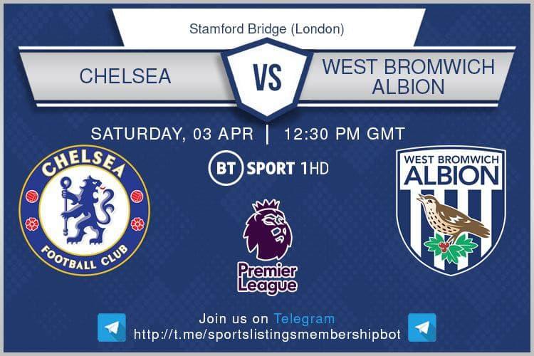 Premier League & Others 3/4/2021 - Chelsea v West Bromwich Albion