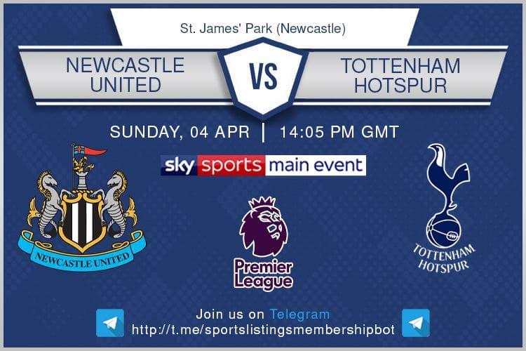 Newcastle United v Tottenham Hotspur - Premier League & Others 4/4/2021
