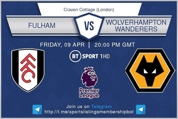 Premier League & Others 9/4/2021 - Fulham v Wolves