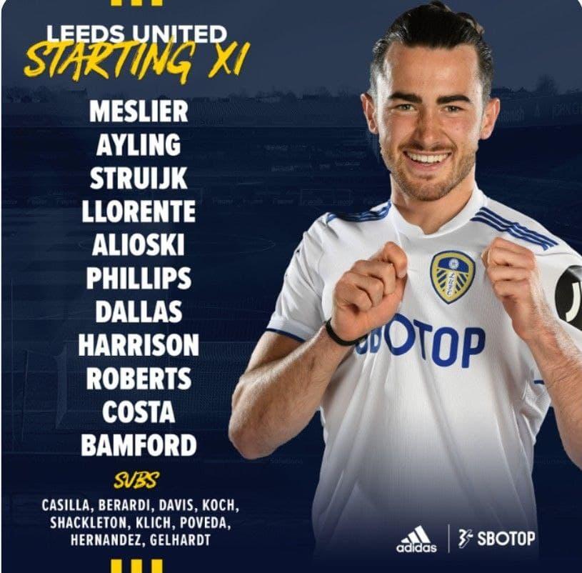 Premier League 19/4/2021 - Leeds