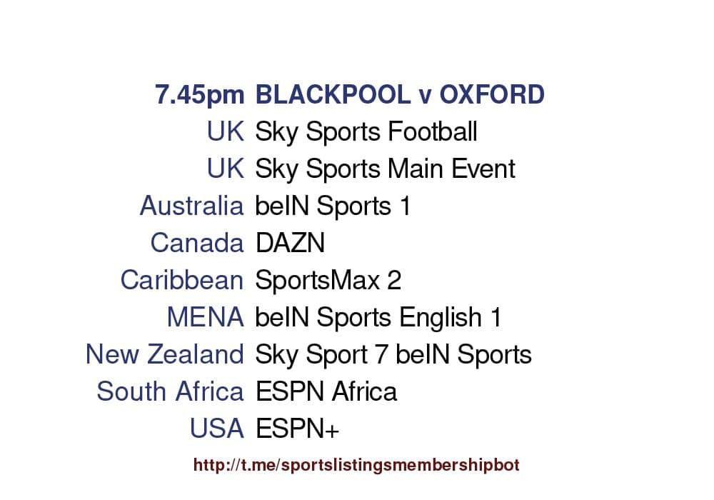 League One 21/5/2021 - Blackpool v Oxford United