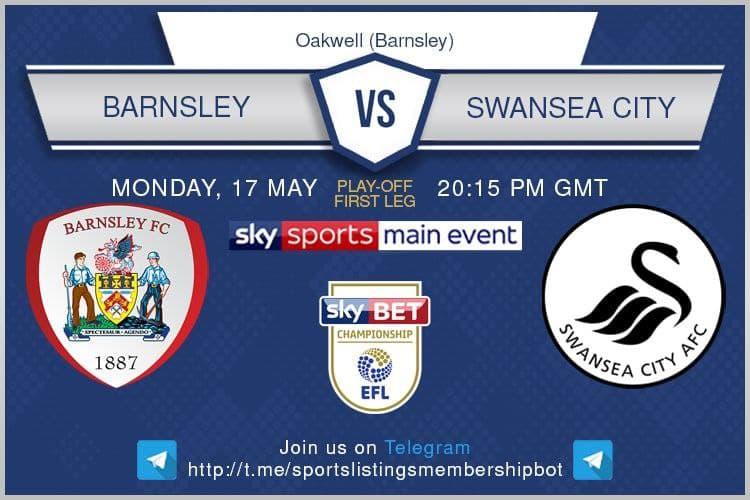 Championship 17/5/2021 - Barnsley v Swansea City