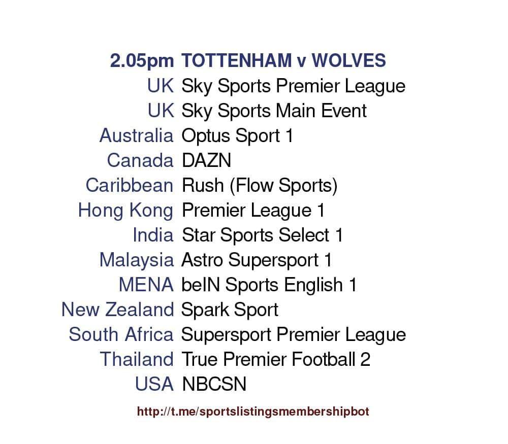 Premier League 16/5/2021 -Tottenham v Wolves