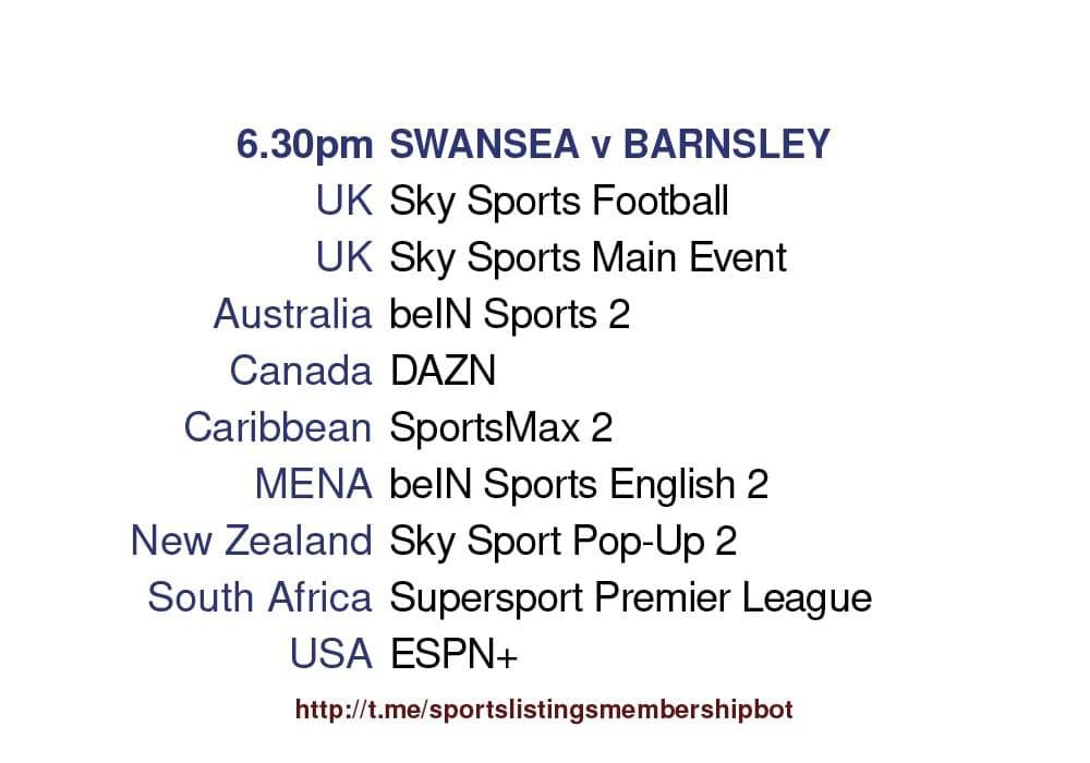 Championship Playoffs 22/5/2021 - Swansea v Barnsley