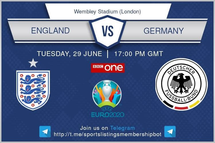 Euro 2020 29/06/2021 - England v Germany