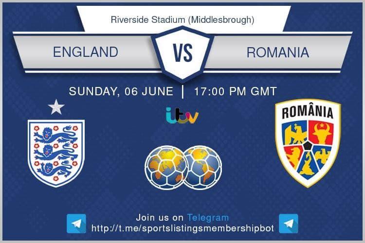 International Friendlies 6/6/2021 - England v Romania
