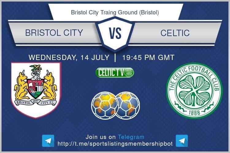 Bristol City v Celtic