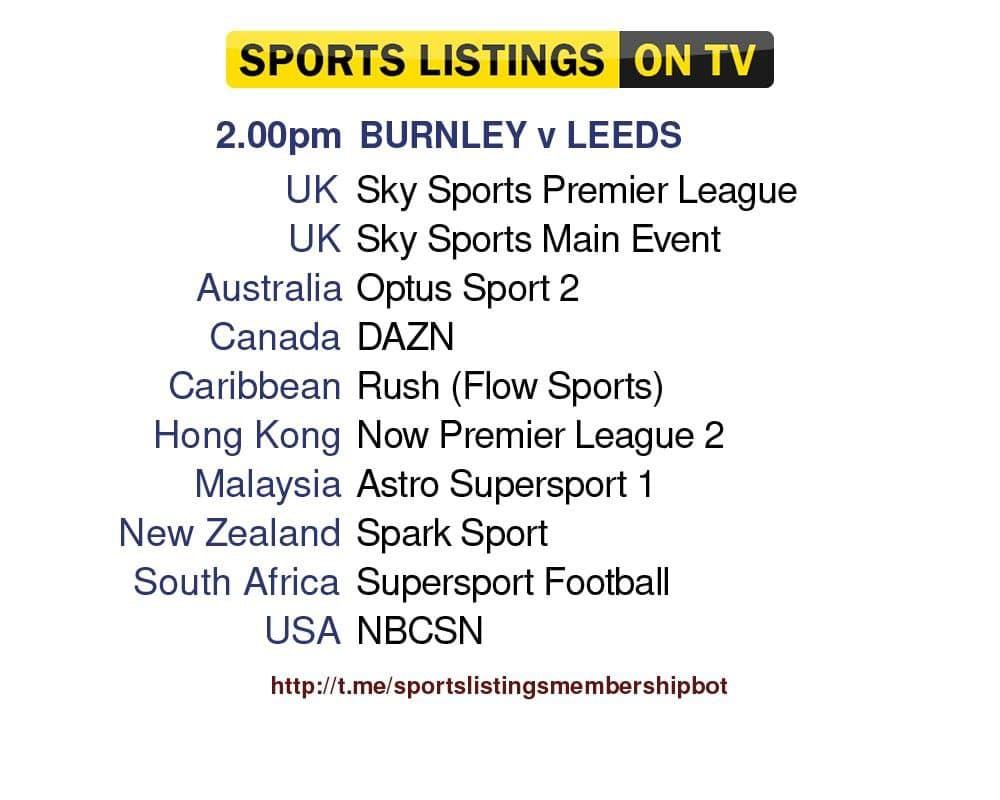 Football 29/8/2021 - Burnley v Leeds