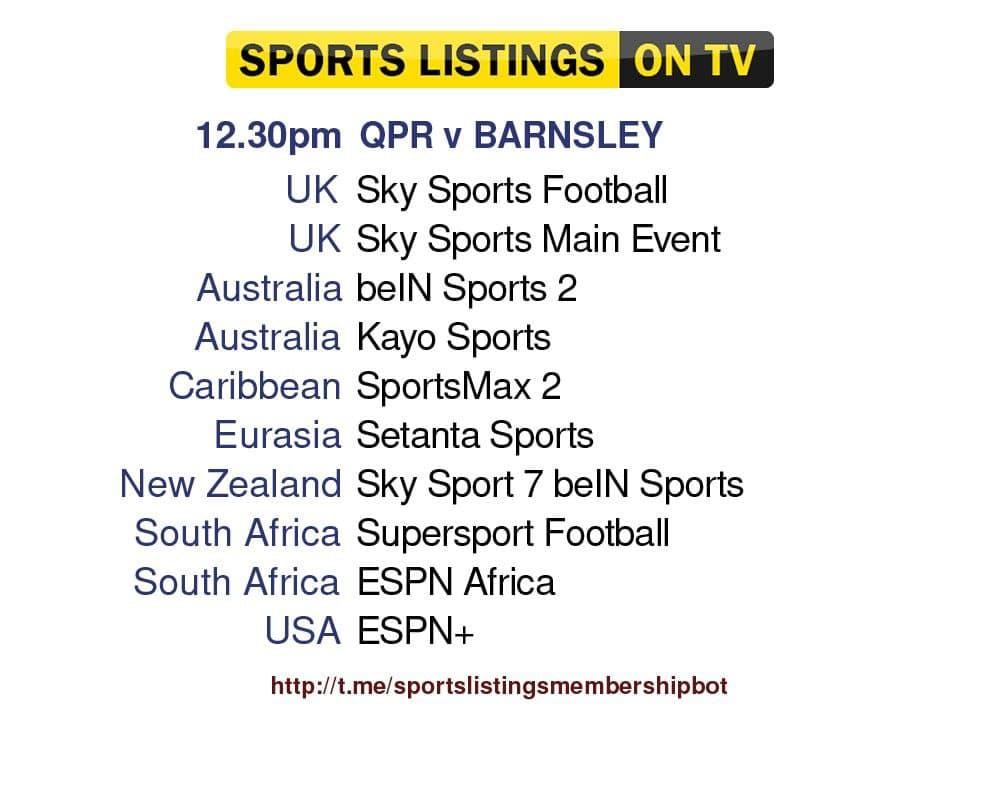 Football 21/8/2021 - QPR v Barnsley