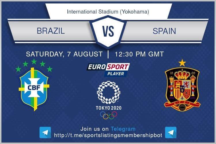 Football 7/8/2021 - Olympic Final