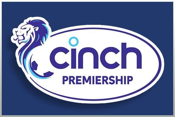 Premier League 12/9/2021 - Cinch Premiership