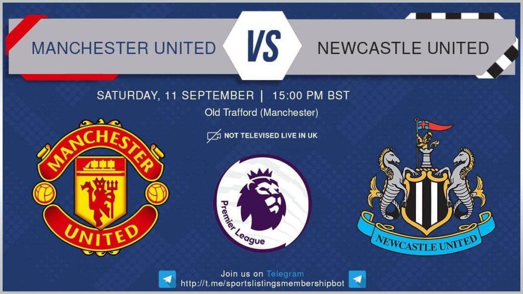 e 11/9/2021 - Manchester United v Newcastle